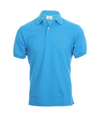 Lacoste L1212 Barbade Plain Polo Shirt
