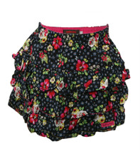 Catimini CA27013 Flower Print Skirt