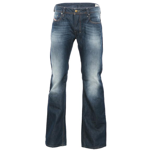 Diesel Mens Blue Diesel Zathan 0805B  Jeans main image