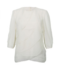 Ted Baker Sharam Asymetric Layered Top