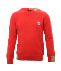 Paul Smith Carey V Neck Jumper