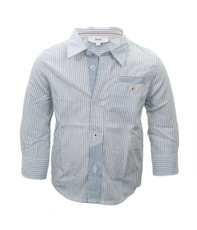 Boss Boys J05164 Stripe Shirt