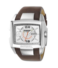 Diesel DZ1273 Med Square Face Watch