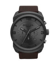 Diesel DZ4256 Brown Large Round Face Watch