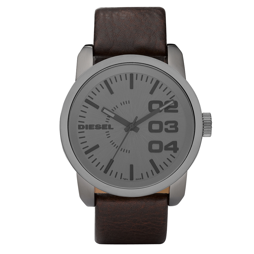 Diesel Dz1467 Franchise 46 Round Watch
