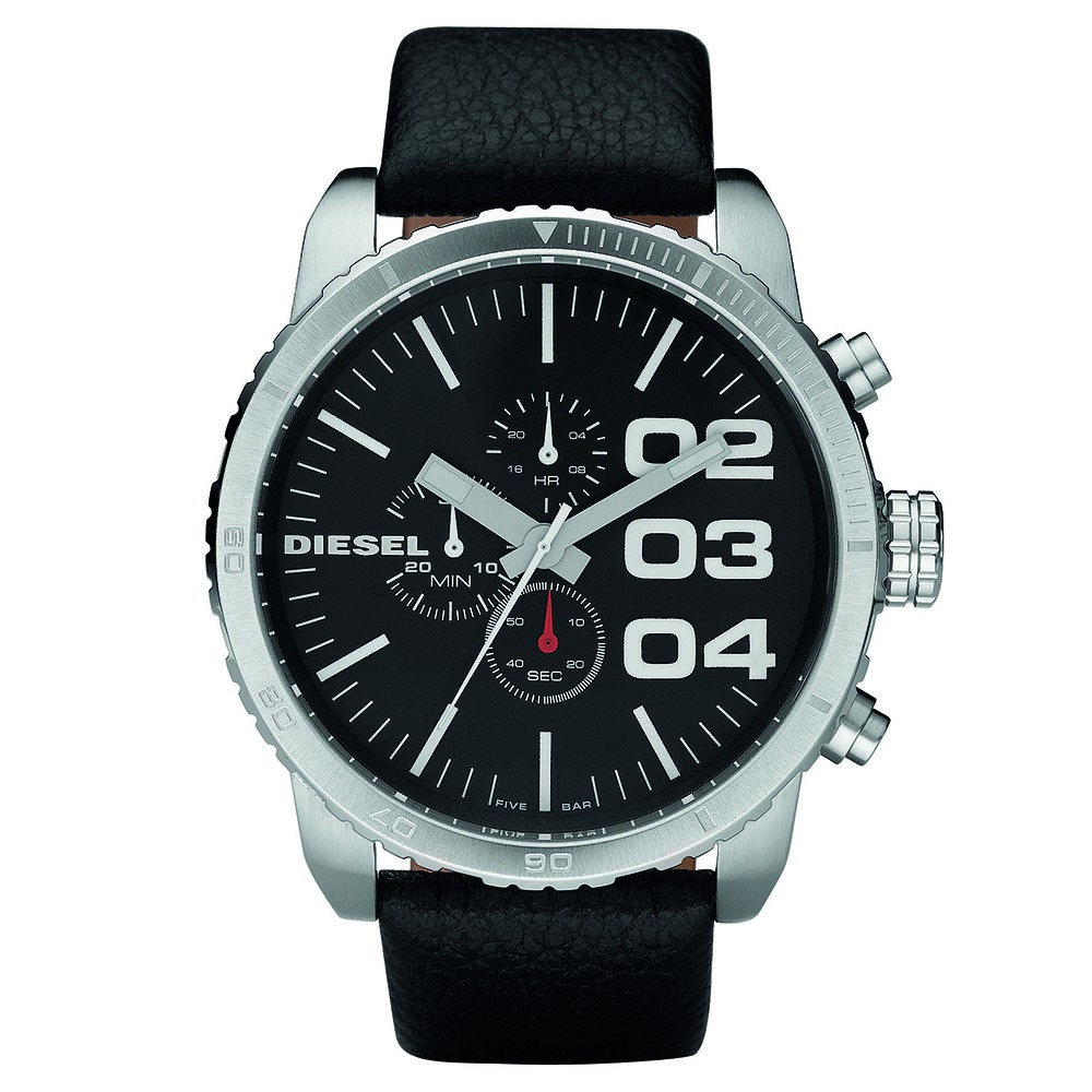 Diesel Dz4208 Franchise 51 Extra Large Chrono Watch