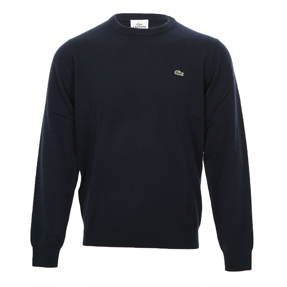 Lacoste Eclipse New Wool Knitted Crew Neck Jumper main image