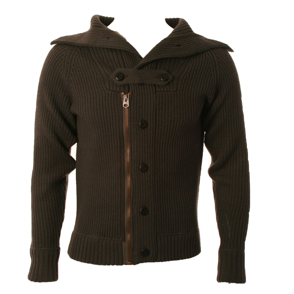 g star sailor raw grey cardigan oxygen clothing. Black Bedroom Furniture Sets. Home Design Ideas
