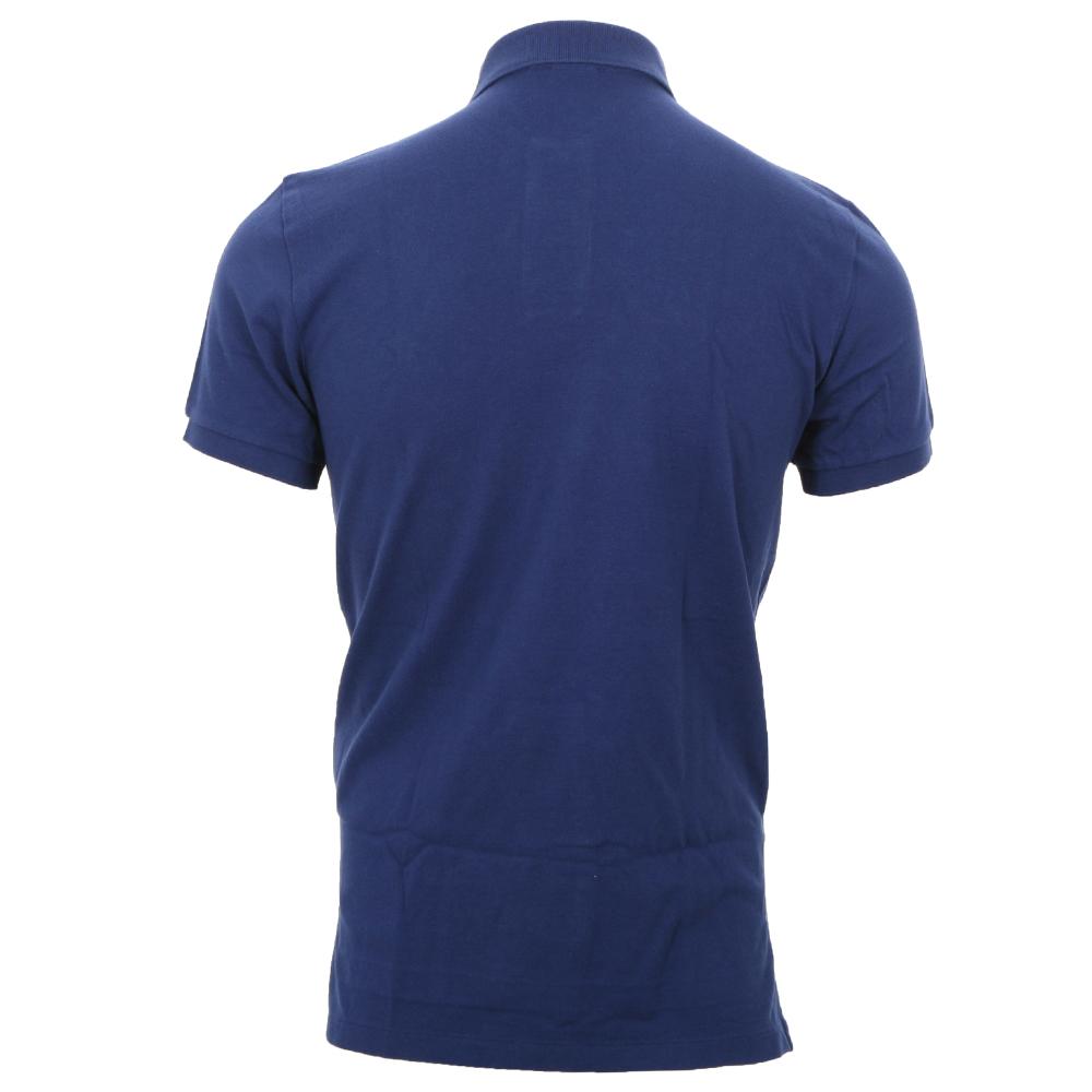 Ralph Lauren Fall Royal Custom Fit Polo Shirt Oxygen