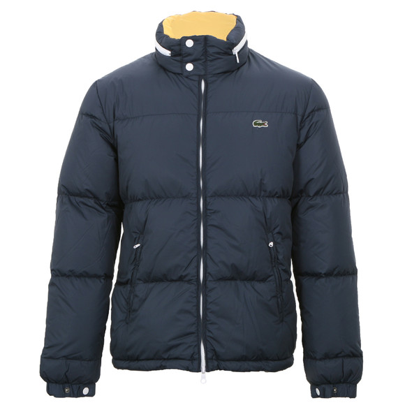 lacoste live lacoste bh6975 puffer jacket oxygen clothing. Black Bedroom Furniture Sets. Home Design Ideas