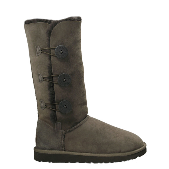 Ugg Womens Brown Bailey Button Triplet main image