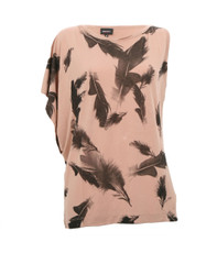 Miss Sixty Dewey Feather T Shirt