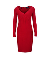 Ted Baker Aspin Long Sleeve Body Con Dress