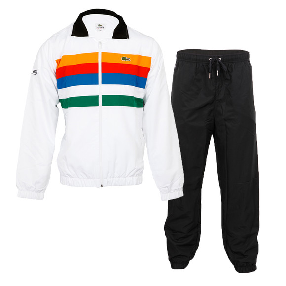Lacoste Mens White Lacoste Sport WH5226 Tracksuit main image