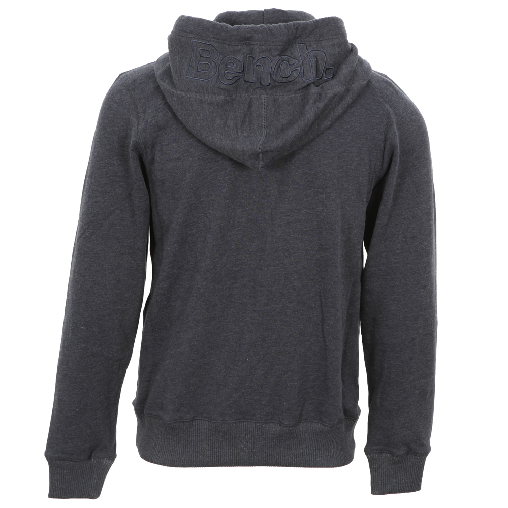 Bench Knote Full Zip Hoodie Oxygen Clothing
