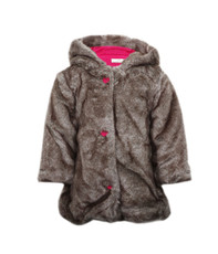Catimini CA44031 Fur Coat