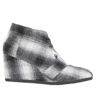 Toms Desert Wool Wedge