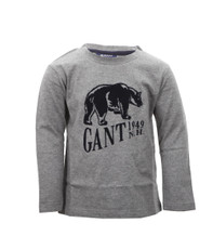 Gant Boys Icebar Long Sleeve Tee