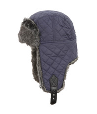 Ted Baker Nolin Nylon Faux Fur Trapper Hat
