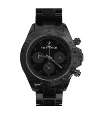 Toy Watch Monochrome Chrono Watch