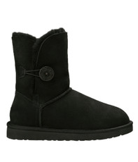 Ugg Black Bailey Button
