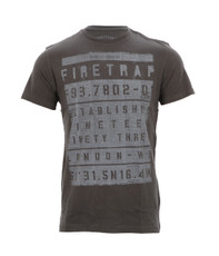 Firetrap Billboard T-shirt