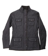 Barbour Black Utility PolarQuilt