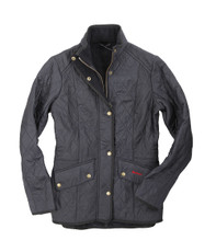 Barbour Navy Cavalary Polarquilt