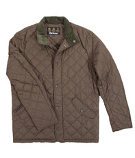 Barbour Sage Chelsea Quilt Jacket