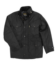 Barbour Sapper Black Jacket
