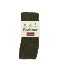 Barbour Olive Tweed Gun Stocking