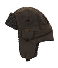 Barbour Boys Fleece Lined Hunter Hat