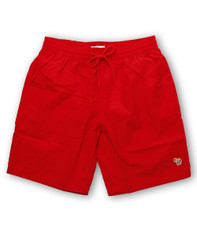 Classic Red Swim Short