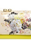 Ted Baker Womens Green Ted Baker Effima Summer Bloom Matinee Purse