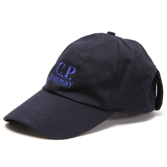 Cp company logo hat with goggles oxygen clothing for Hats and shirts with company logo